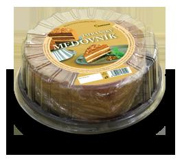 Tatranský medovník – ořechový – 700g