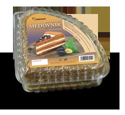 Tatranský medovník – švestkový – 400g